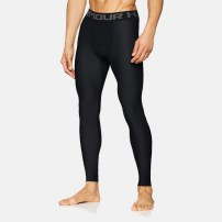 Компрессионные штаны Under Armour HeatGear® Armour Compression Leggings Black