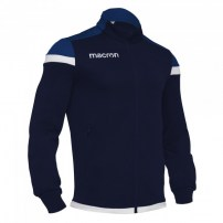 Спортивная куртка мужская Macron SOBEK FULL ZIP TOP Темно-синий/Синий