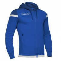Спортивная куртка мужская Macron EADESY HOODY FULL ZIP TOP Синий