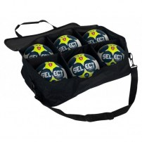 Сумка для мячей Select 6 Match Ball Bag Черный